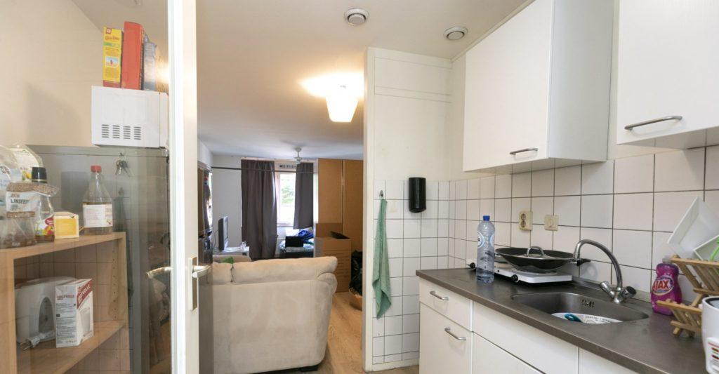 Appartementen met woon/slaapkamer, badkamer en kookgelegenheid.