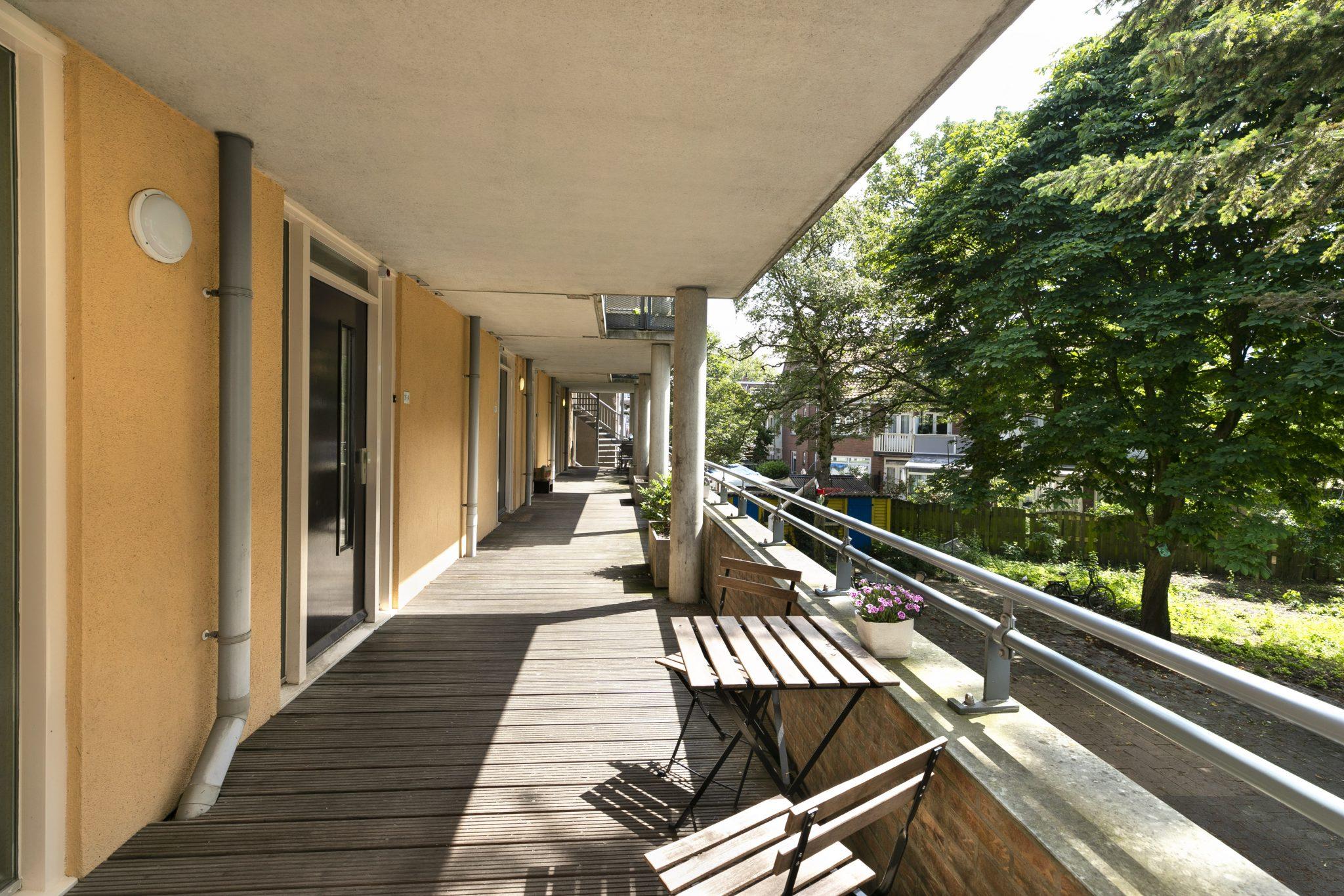 Midden in de Haagse wijk Laak
