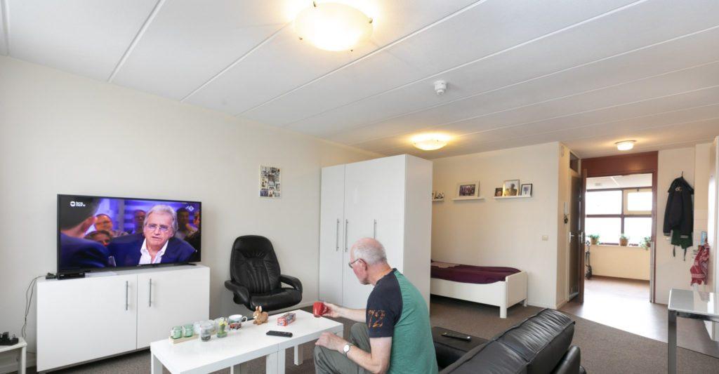 Zelfstandige appartementen en studio's