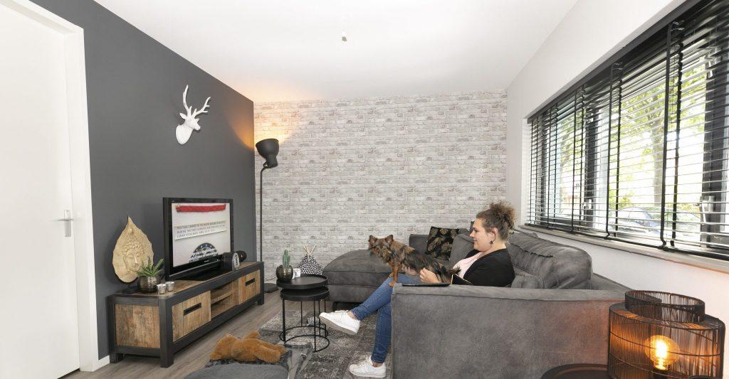 20 comfortabele appartementen met een eigen voordeur